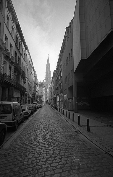 Side street to Grote Markt